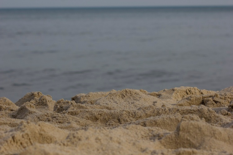 #piasek #morze m